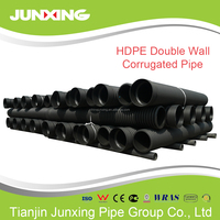 600mm High Density Polyethylene Pipe Double Wall HDPE Culverts Pipe