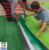 Hockey artificial grass installation two component polyurethane glue solvent free weather resistance