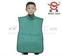 Double Eagle Dental X-Ray protective Gown Clothes/Lead Apron for Children