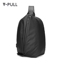 OEM polyester PVC material fashion laptop shoulder bag men messenger mens shoulder bag