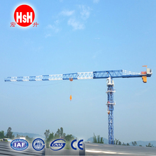 HSH topless 7030 moving tower crane price by HSH in China