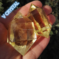 Sale Hand Made Natural Citrine Crystal