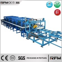 color steel eps sandwich wall panel production line making line