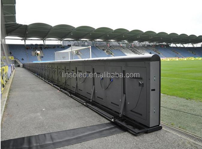 Shenzhen Outdoor full Color Advertising Outdoor P10 P12 P16 Stadium LED Display screen,outdoor IP66 led screen