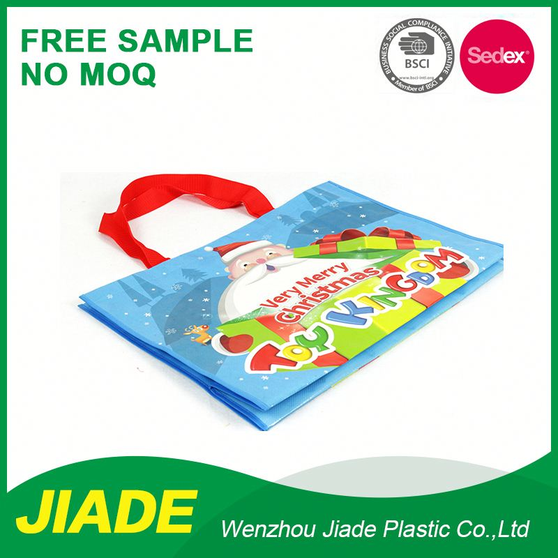 Oversized.Foldable,Large and Durable for Everyday Family Use Long Handled Non-Woven Bag Reusable Pp