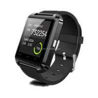 cheap bluetooth smart watch u8 for android ios smart phone