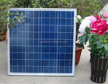 low price mini solar panel 60w poly small pv module