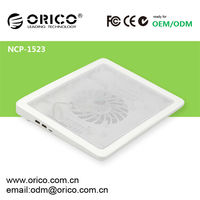 14inch laptop cooling pad ORICO NCP 1523 series with one fan