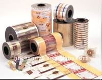BOPP transparent film for lamination and printing