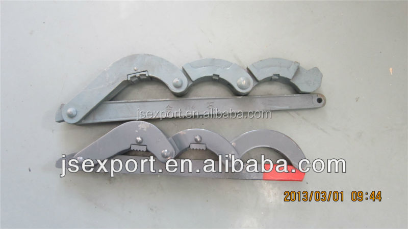API used drill rod wrenches for well drilling equipment