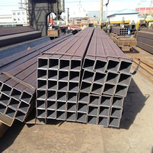 Q235 unit weight steel ms low carbon square pipe x60