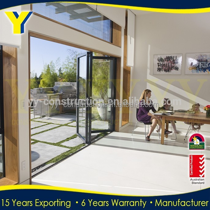 New style hot sale cheap plastic sliding folding door hardware plastic folding shower doors