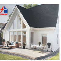 China Product Cheap Prefabricated Light Steel Villa