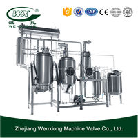 Herbal Extracting Machine Line For The