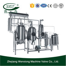 Herbal extracting machine ,line for the production of extrator ,plant extracts pharmaceutical machine