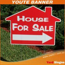 Multifunctional yard sign pp corrugated plastic sheet pp sheet black with great price
