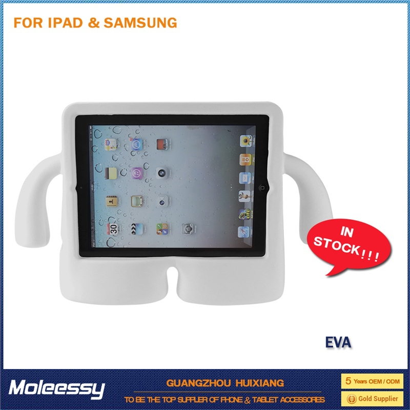 dustproof eva kids child proof case for ipad 4