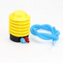Most plastic foot operated air pump for yoga