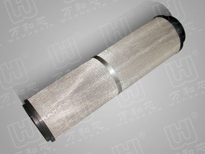 Wanhe manufacture stainless steel sintered mesh filter