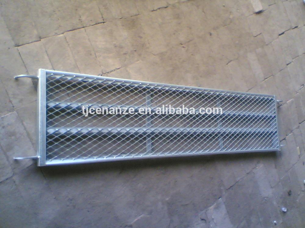 Steel Scaffold Planks : Q metal scaffold perforated steel plank buy