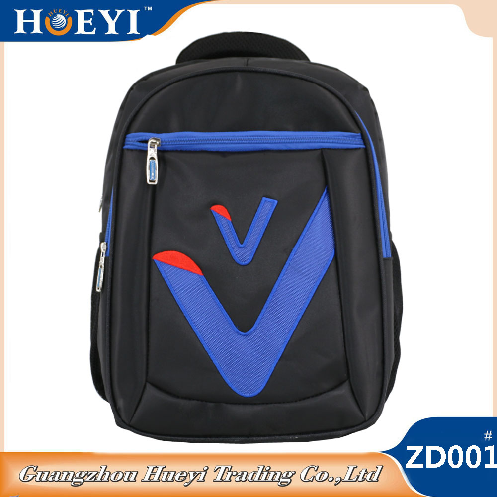 Kid school bag leisure , daily backpack for middle school students