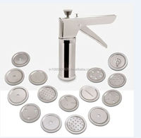 Manual Cookie Press/Pastry Tool