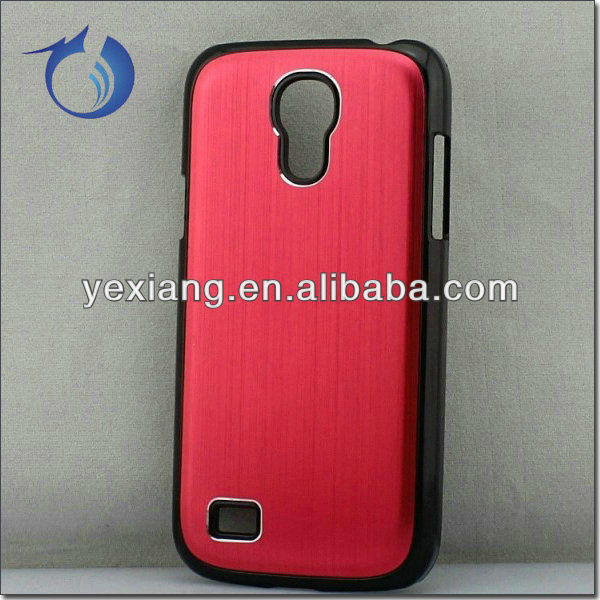 Red Wire Drawing Cell Phone Cover Hard Case For Samsung Galaxy S4 Mini