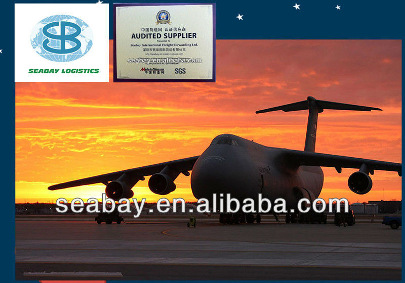 FOB Shanghai air shipping service to OAKLAND CA