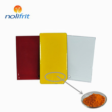 High quality glass color powder pigments for enamel panel