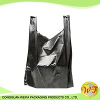 Favorable Price Plastic Shopping Flat Bottom Biodegradable Bags