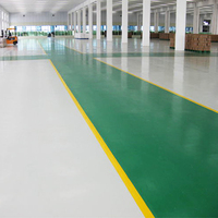 High Hardness Industrial Epoxy Floor Paint