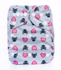 Made in china eco reusable AI2 cloth diapers manufacturers