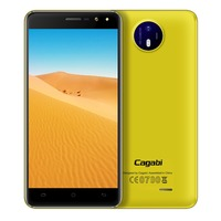mobile phone Cagabi ONE 5inch MTK6580A Quad Core, 1G+8G, 5MP+8MP, Dual SIM Dual Standby android6.0 phone
