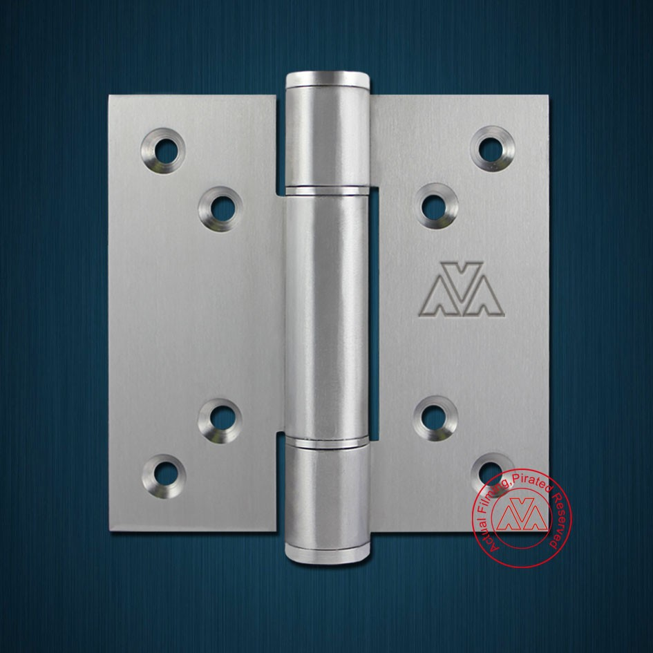 4545 heavy duty Three knuckles Ball ring stainless steel quiet Security door hinge for wooden & Steel door