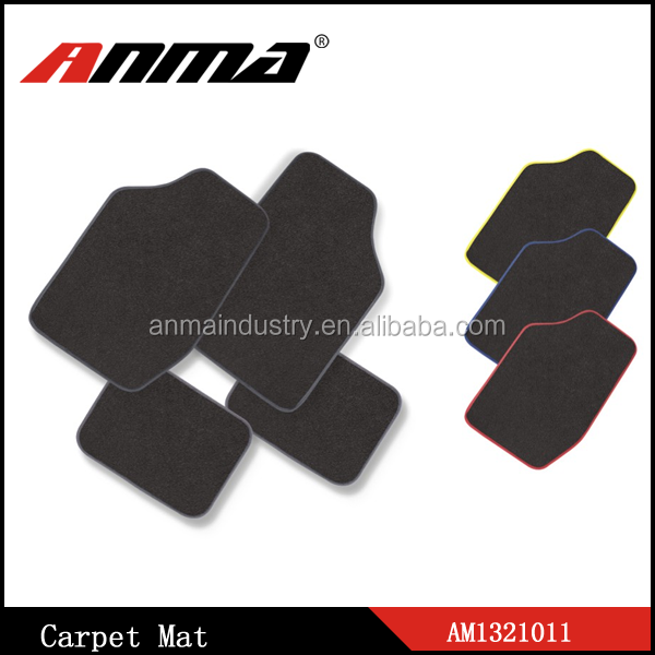 original black car mats carpet