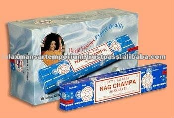incense sticks satya saibaba nagchampa wholesale
