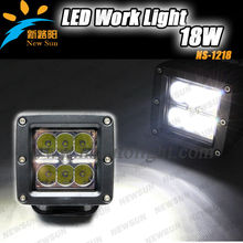 "3"" 18W C REE LED work light SUV Off-road Boat 4X4 4WD ATV UTE Headlight Spot Driving Fog Light + Mounting Bracket 18W led light"