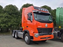 SINO 420hp 6x4 howo a7 tractor truck