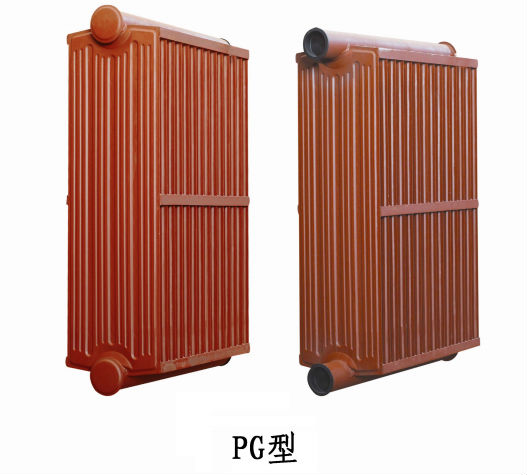 finned radiator for transformer