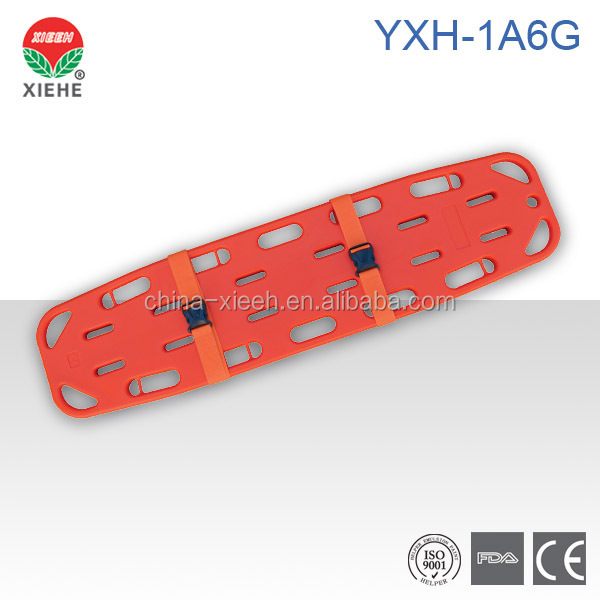 YXH-1A6G Spine Board For Pediatric