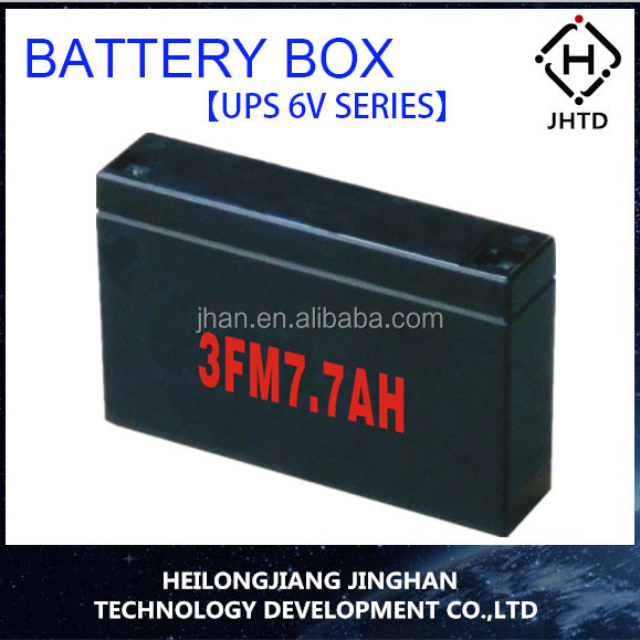 auto battery container