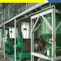 30 years rantional designed experience corn oil manufacturing plant