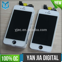 Brand new lcd display touch screen digitizer for iphone 5 with high quality