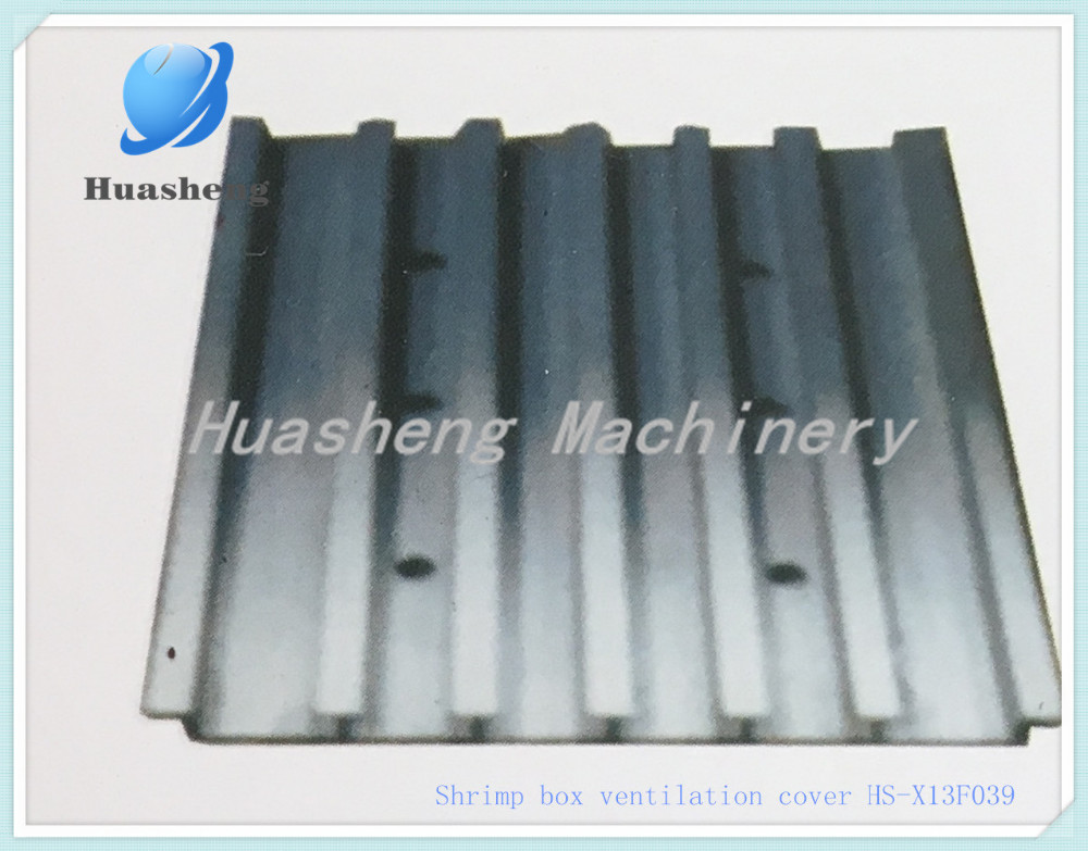Custom design Stainless steel food industrial box ventilation cover