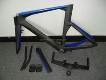 Newest design full Carbon bicycle t700 carbon tt bike Frame FM069