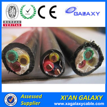 Moisture Fire resistance 0.6/1KV XLPE Insulated PE Sheathed non armored annealed Power Cable Wires 8mm