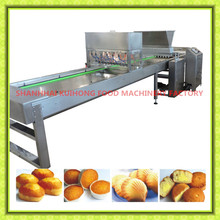 Fully automatic muffin cake /cupcake production line made in china
