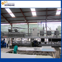 FRP lighting sheet double layer production line Frp/grp Flat/corrugated /fiberglass Reinforced Plastic Sheet Making Machine