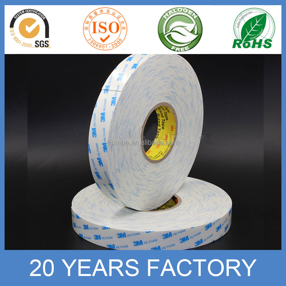 3M 1600T Double Sided adhesive tape PE Foam Tape