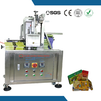 automatic adjustable paper tray sealing machine